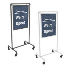 "Pipeline 22"" X 28"" BULLETIN SIGN HOLDER"