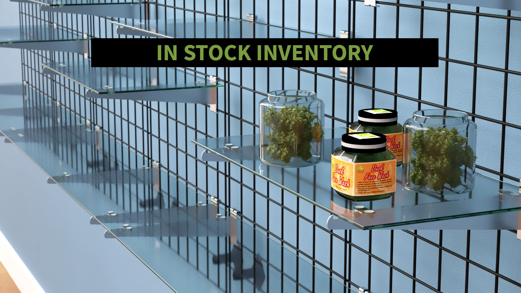 Shop Inventory Items