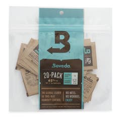 Cannabis Humidity Packs - SET OF 20 PACKS