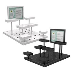 Small Modular Multi-Level Riser Kit
