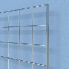 Grid Panels - Chrome