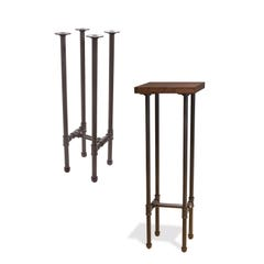 Pipeline Tower Table