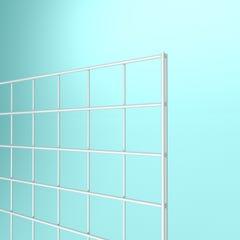 Portable Grid Panels - White